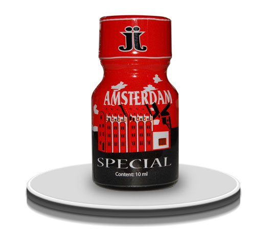 Amsterdam Poppers Small 10ml